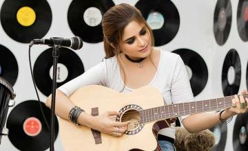 Aima Baig Shoot - Official on MAG's cover story
