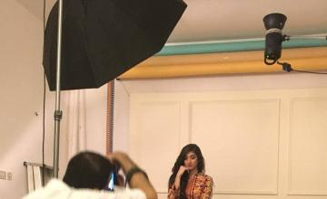 Mag Upcoming Shoot Mariyam Nafees