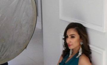 Mag Cover Shoot with Anoushey Ashraf