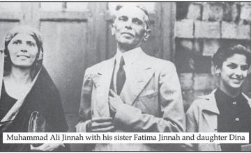 A FAREWELL TO JINNAH'S DAUGHTER