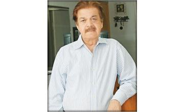 QAZI WAJID IS NO MORE