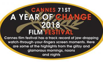 CANNES 71ST A YEAR OF CHANGE 2018 FILM FESTIVAL