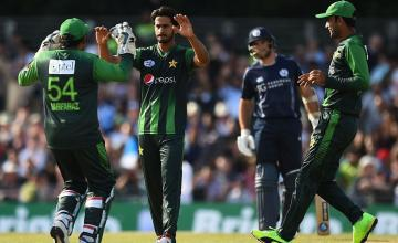 PAKISTAN RETURN WITH HONOURS