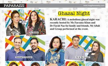 Ghazal Night