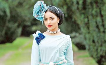 Muslim hijabi makes history at British pageant