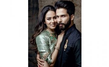 I am lucky that I married Mira: Shahid Kapoor