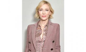 Cate Blanchett feels sorry about Rohingya Muslims