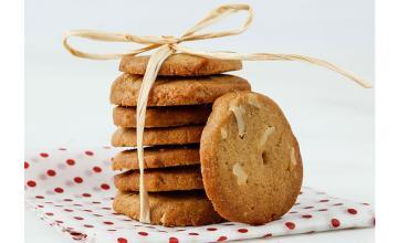 Brown Sugar-Walnut Cookies