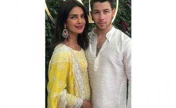A declaration of love - Priyanka Chopra & Nick Jonas