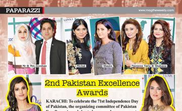 2nd Pakistan Excellence Awards