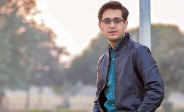 60 Seconds With Shafaat Ali