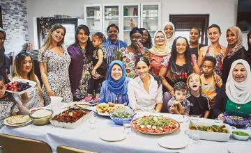 Meghan Markle supports Grenfell fire survivors through charity cookbook