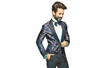 Shahid talks about being cited as 'chocolate boy'