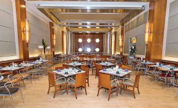 Norma's at Parker Meridien, New York.