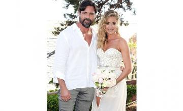 Denise Richards on her 'magical' marriage