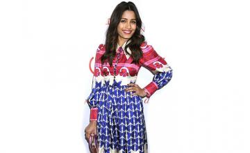 I'm the happiest I have been: Freida Pinto