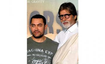 Aamir and Amitabh are fond of each other