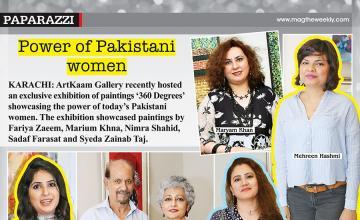 Power of Pakistani women