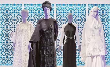 San Francisco's de Young museum showcases Muslim fashion