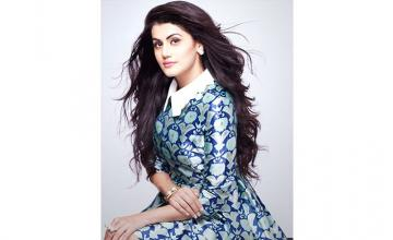 Taapsee's biggest venture till date