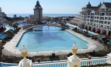 The Mardan palace hotel, Turkey