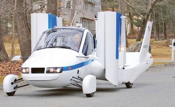 World's first flying car to go on sale
