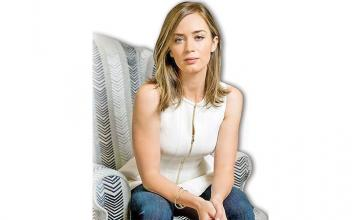 Emily Blunt is paying it forward