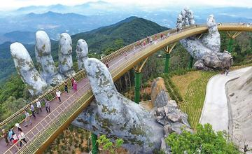 A Bridge From Lord Of The Rings?