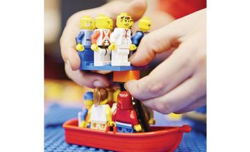 These LEGOs for adults are quite the catch
