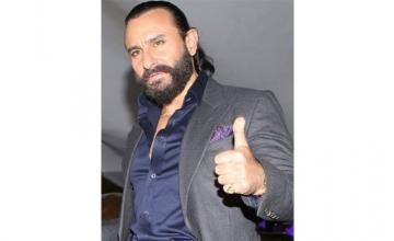 Saif was also harassed?