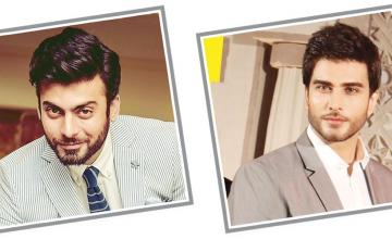 Abbas, Fawad nominated among world's '100 Most Handsome Faces'