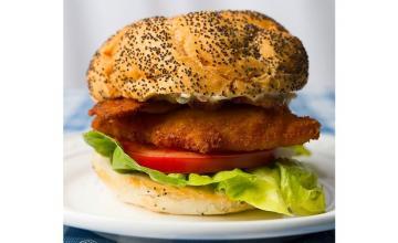 Crisp Fish Sandwich