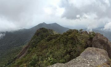 Gunung Ledang Mountain, Malaysia