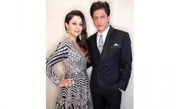 Gauri doesn't have time for Shah Rukh