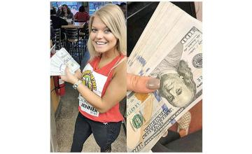 Keep the change: YouTube star MrBeast leaves waitress $10,000 tip for two waters