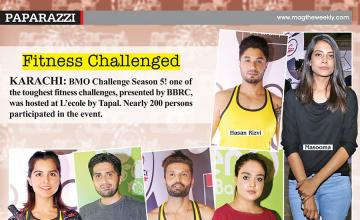 Fitness Challenged