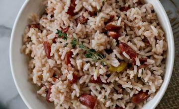 The Carribean Rice and Peas