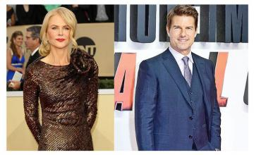 Kidman claims Tom saved her from sexual harassment