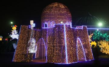 Pak-China LANTERN FESTIVAL LIGHTS UP KARACHI