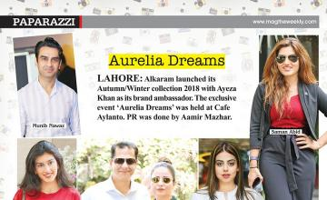Aurelia Dreams