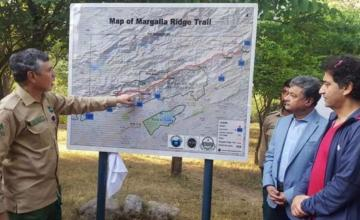 Pakistan's longest hiking trail inaugurated in the capital city