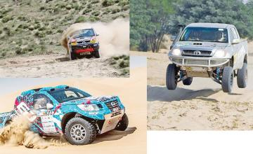 Thal Desert Rally is set to return with 80 participants including women