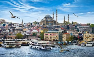 LIVING THE TURKISH DREAM