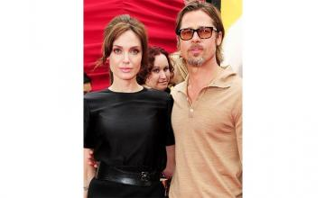 Brad Pitt heart breaking with Angie being unreasonable