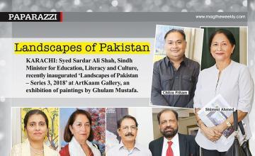 Landscapes of Pakistan