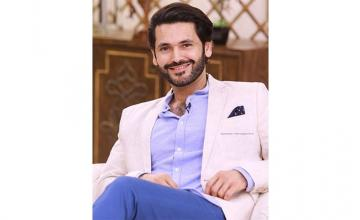 60 Seconds With Fahad Mirza