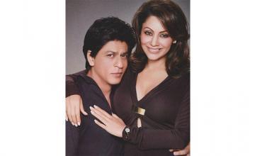 SRK can't afford Gauri Khan on board for films