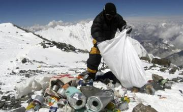 MOUNT EVEREST'S STRANGEST ARTEFACTS AND OBJECTS
