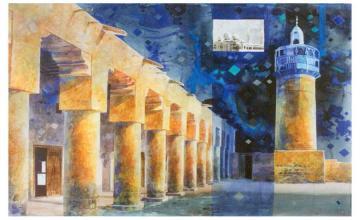 Abdulqader Al Rais - YOUNG AT ART