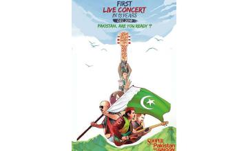 Junoon to perform live after 13 years